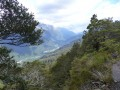 Hollyford Valley and Darren Mtns
